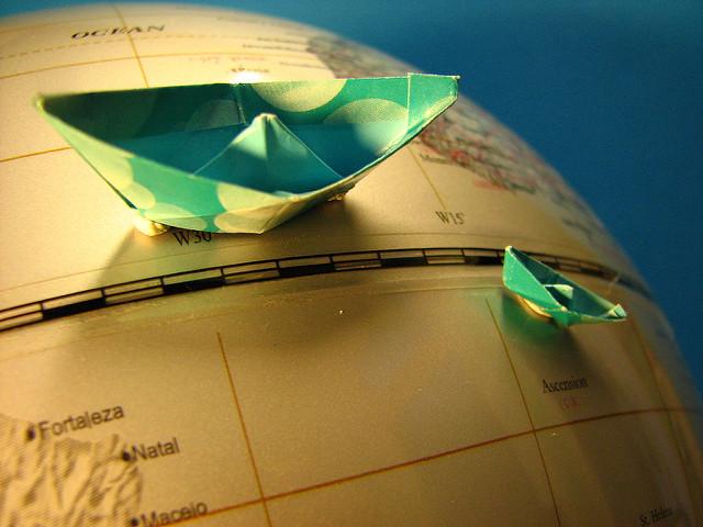 Voyage monde