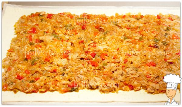Empanada recette espagnol