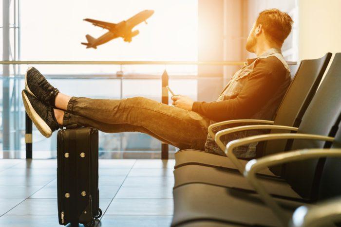 aéroport voyage espagnol