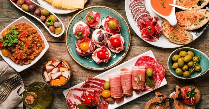recette tapas espagnol cuisiner