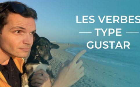 verbes type gustar espagnol