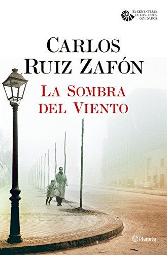 la sombra del viento livre espagnol