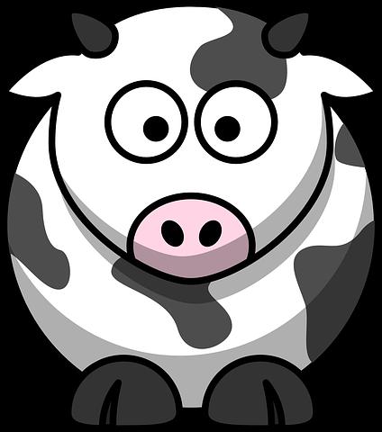 expressions espagnoles leche vache