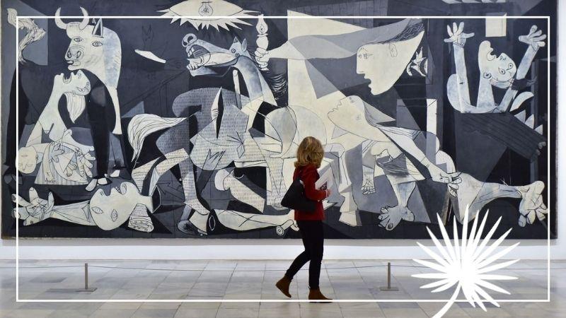guernica Pablo Picasso analyse présentation