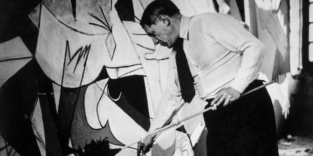 guernica pablo picasso analyse