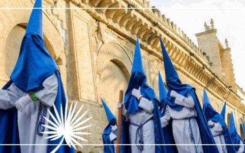 comment Espagne célèbre semaine sainte