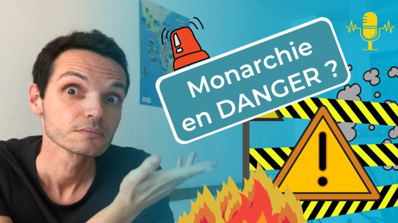 Radio pas a pas podcast Avenir monarchie espagnole danger apprendre
