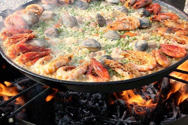 paella  stereotype espagne apprendre espagnol pas a pas