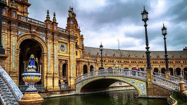 Seville andalousie tourisme