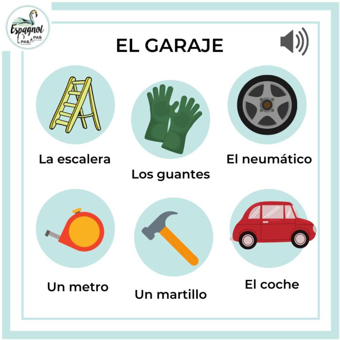 Garage espagnol