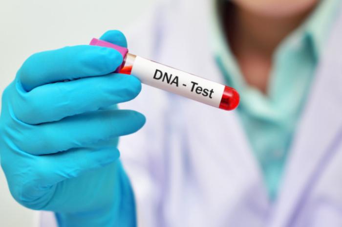 Test prueba ADN parent biologique
