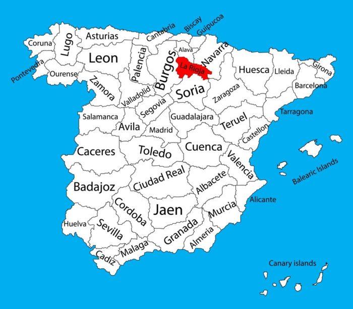 La Rioja Logroño hopital echange de bebe par erreur